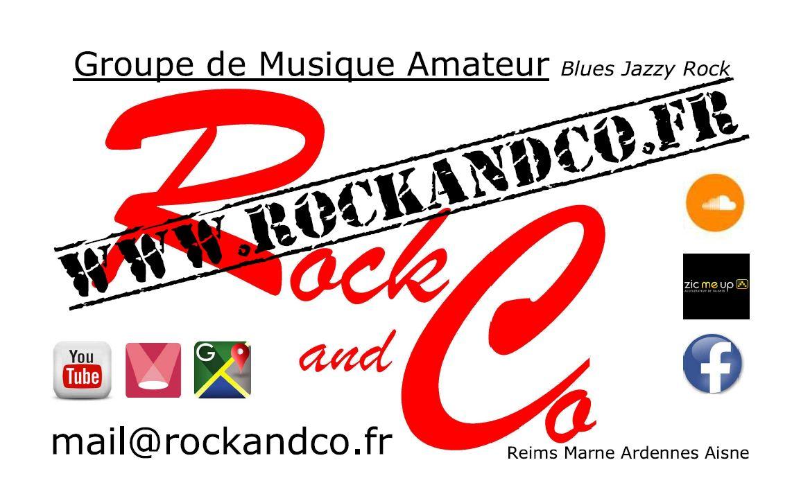 Carte De Visite Rockandco